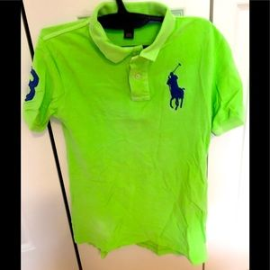 Polo by Ralph Lauren T-shirt for boys size 10-12